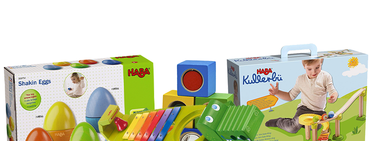 New Haba Products Available Now