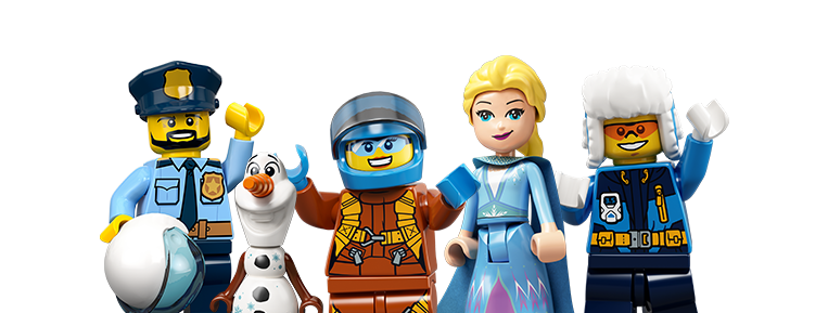 LEGO Sets Now Available at JR Toy Company Canada
