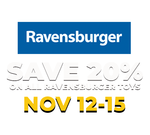 Save 20% on Ravensburger Products - Limited Time Only