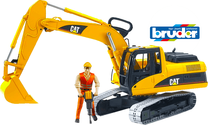 Save up to 30% Off All Bruder Toys For a Limited Time at JR Toy Company