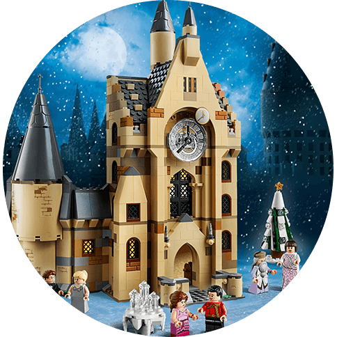 LEGO® Harry PotterTM 75948 Hogwarts Clock Tower
