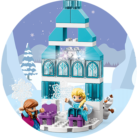 LEGO® DUPLO® 10899 Frozen Ice Castle