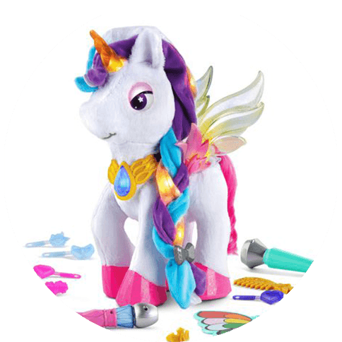 Myla The Magical Unicorn Toy