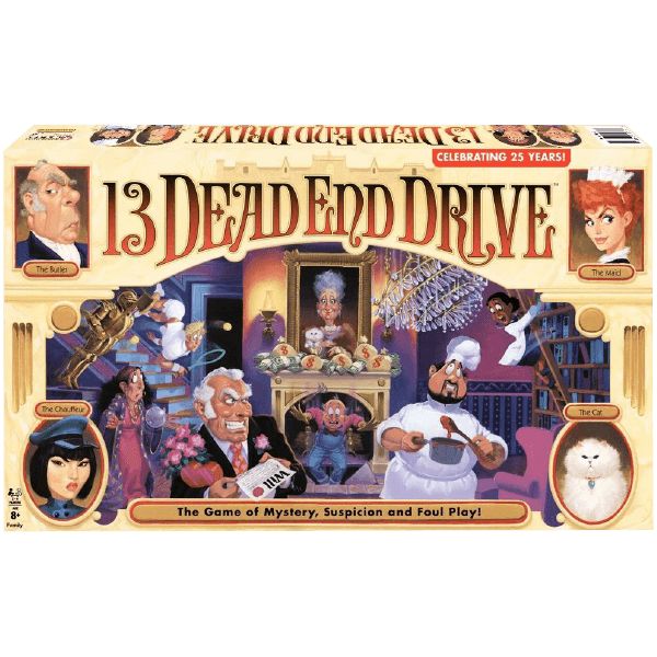 13 Dead End Drive on Sale Now