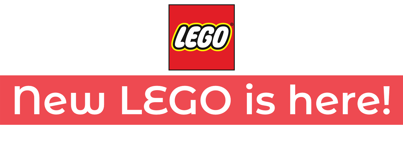 Explore JR Toy Company's New Selection of LEGO Products
