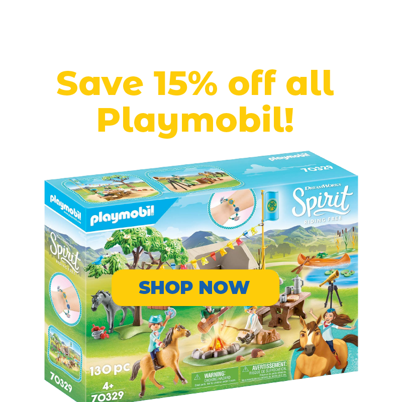 All Playmobil Sets On Sale Now at JR Toy Company!