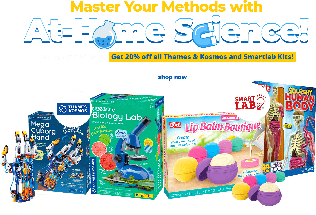 Shop Our At Home Science Sale From JR Toy Company Canada