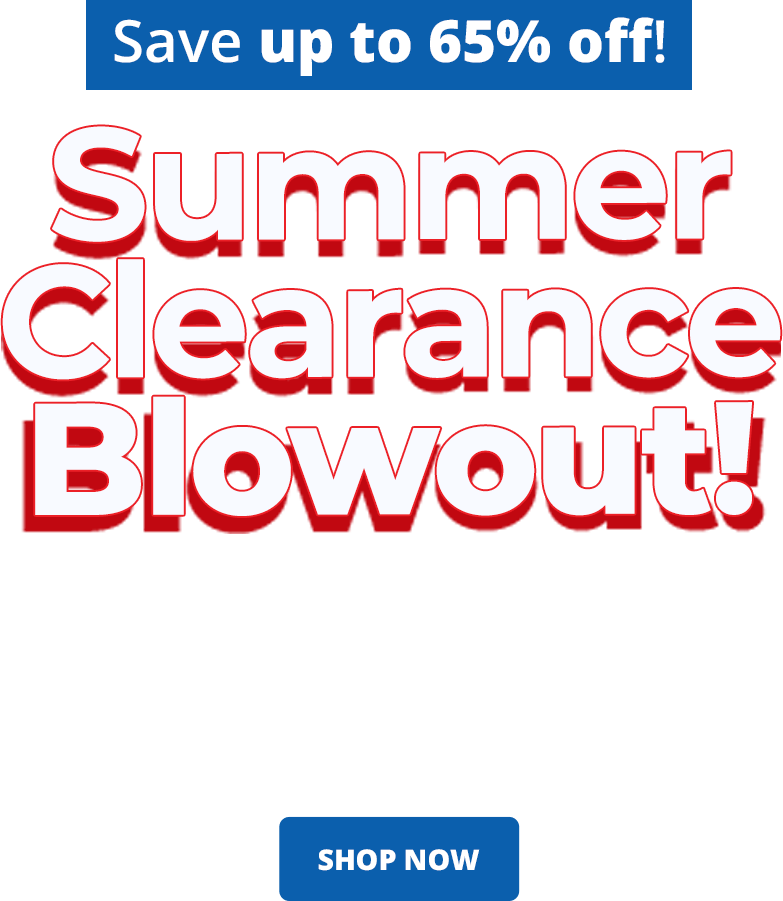 Save Up to 65% On End of Summer Clearance Items, For a Limited Time Only at JR Toy Company!