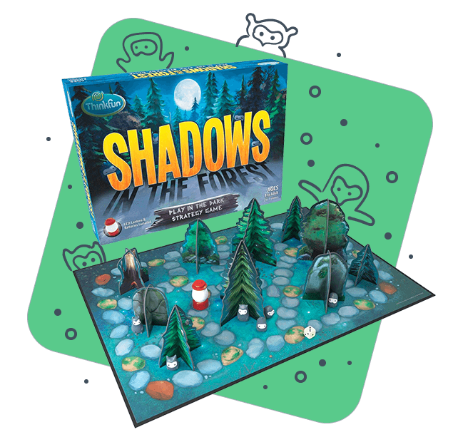 Thinkfun Shadows in the Forest on Sale Now