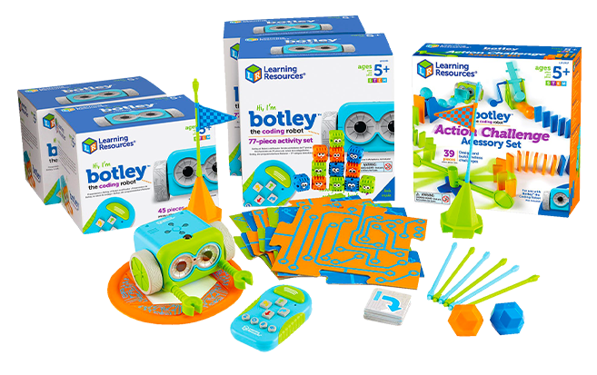 Botley Education Pack on Sale