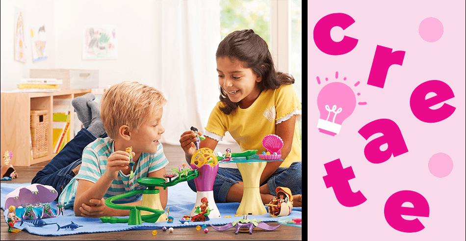 Create Play at JR Toy Company