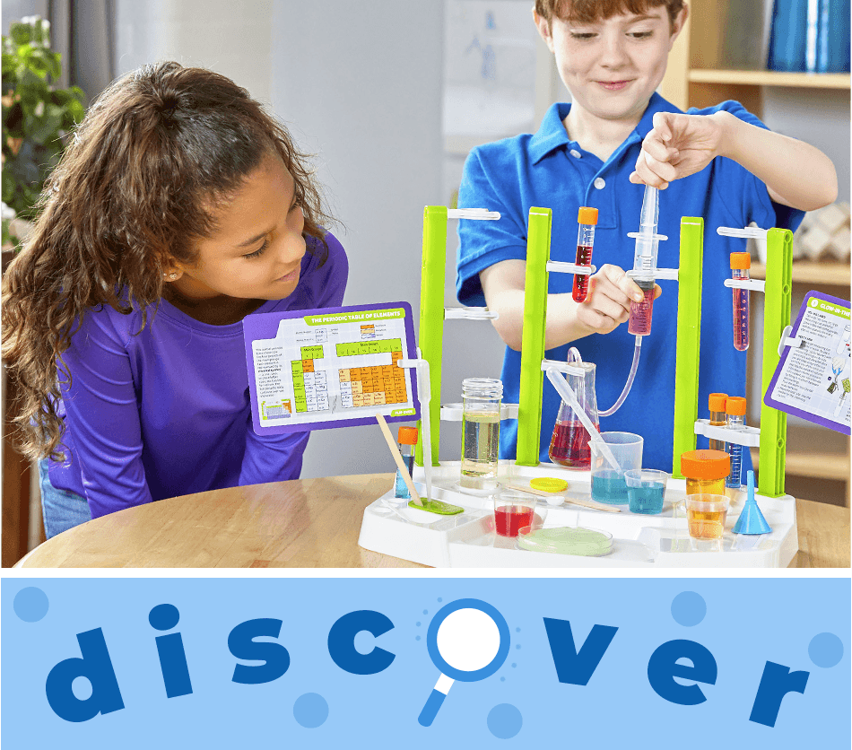 Discover Play at JR Toy Company