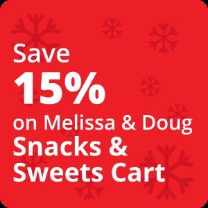 Melissa and Doug Cart on Sale