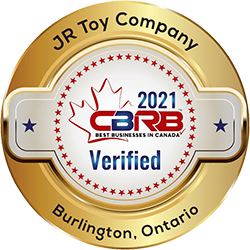 JR Toy Canada is a Canadian Business Review Board Certified Company
