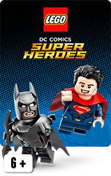 LEGO® DC Comics Super Heroes