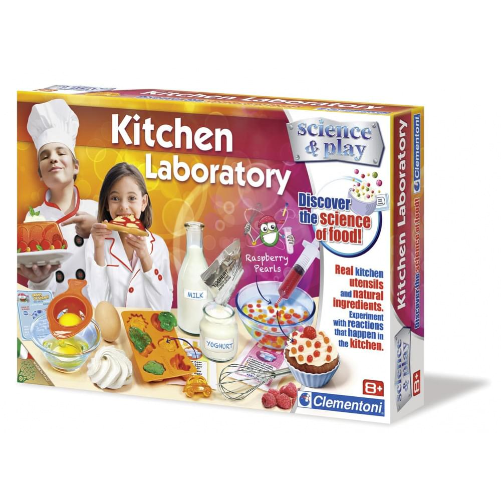 Clementoni Kitchen Laboratory