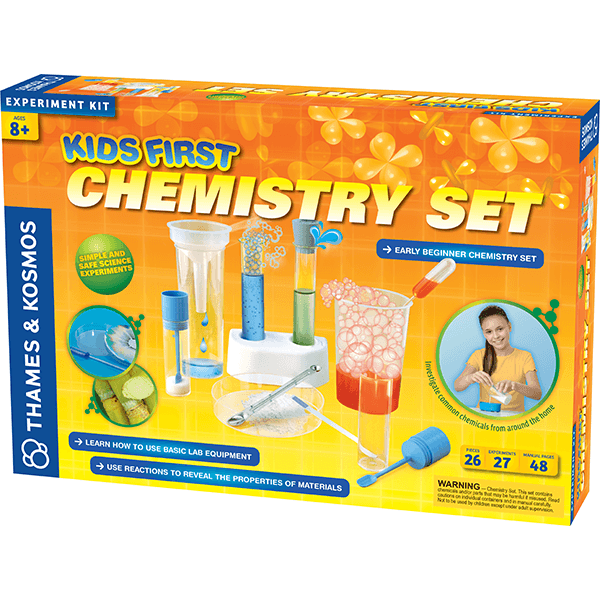 Thames & Kosmos Kids First Chemistry Set