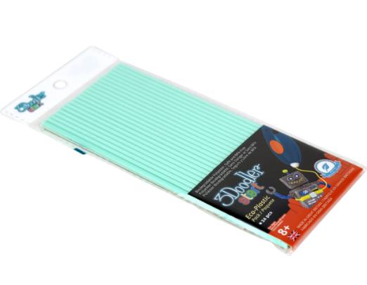 Filament de Remplacement Menthe pour le 3Doodler Start (Vert-Bleu)