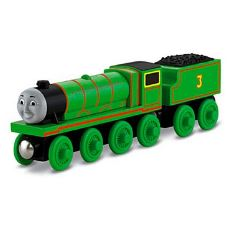 Discontinued Thomas & Friends Wood Basic Engine Henry