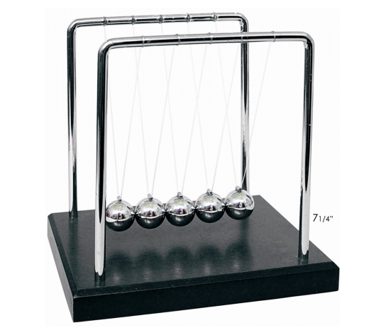 Discontinued Newton's Cradle (7.0 Inch)