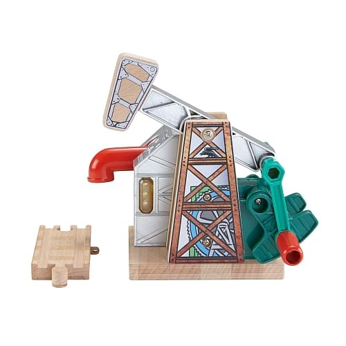 Thomas & Friends Wood Lights and Sounds Oil Derrick