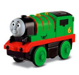 Discontinued Thomas & Friends Wood Battery Operated Percy
