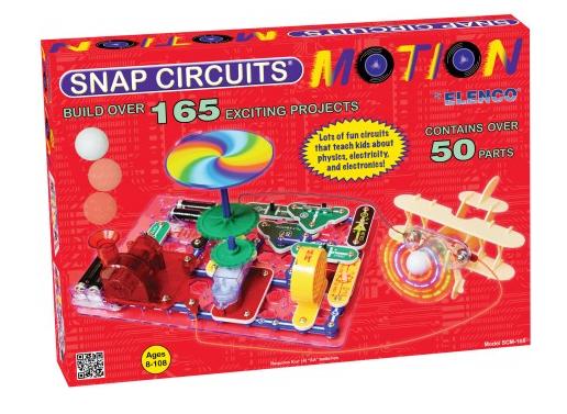 Détecteur de Mouvement de Snap Circuits