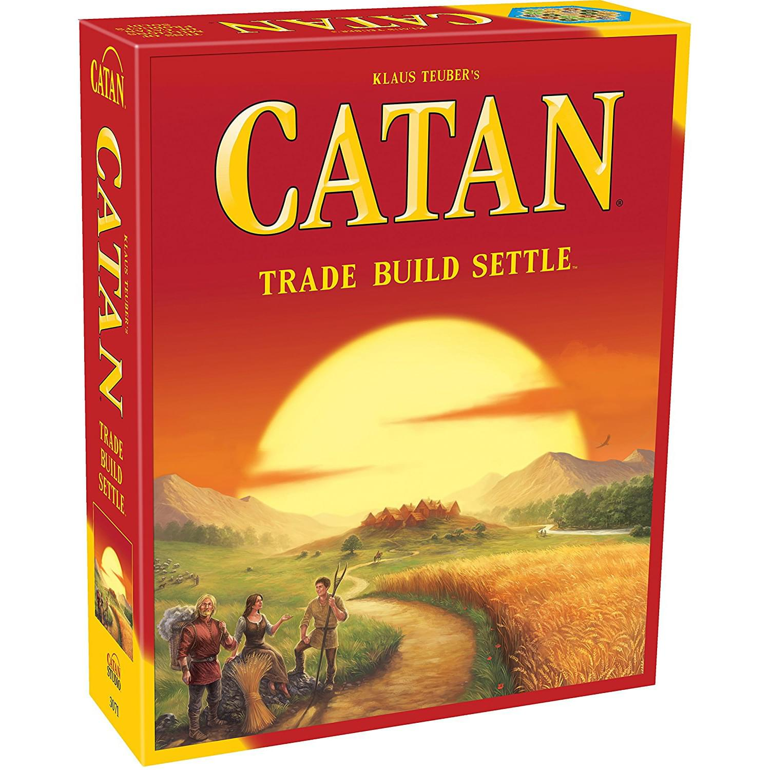 Mayfair Catan 5th Edition Board Game