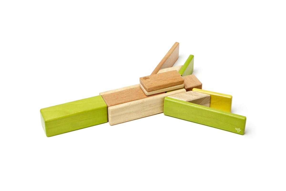Tegu Classics 14-Piece Set Jungle