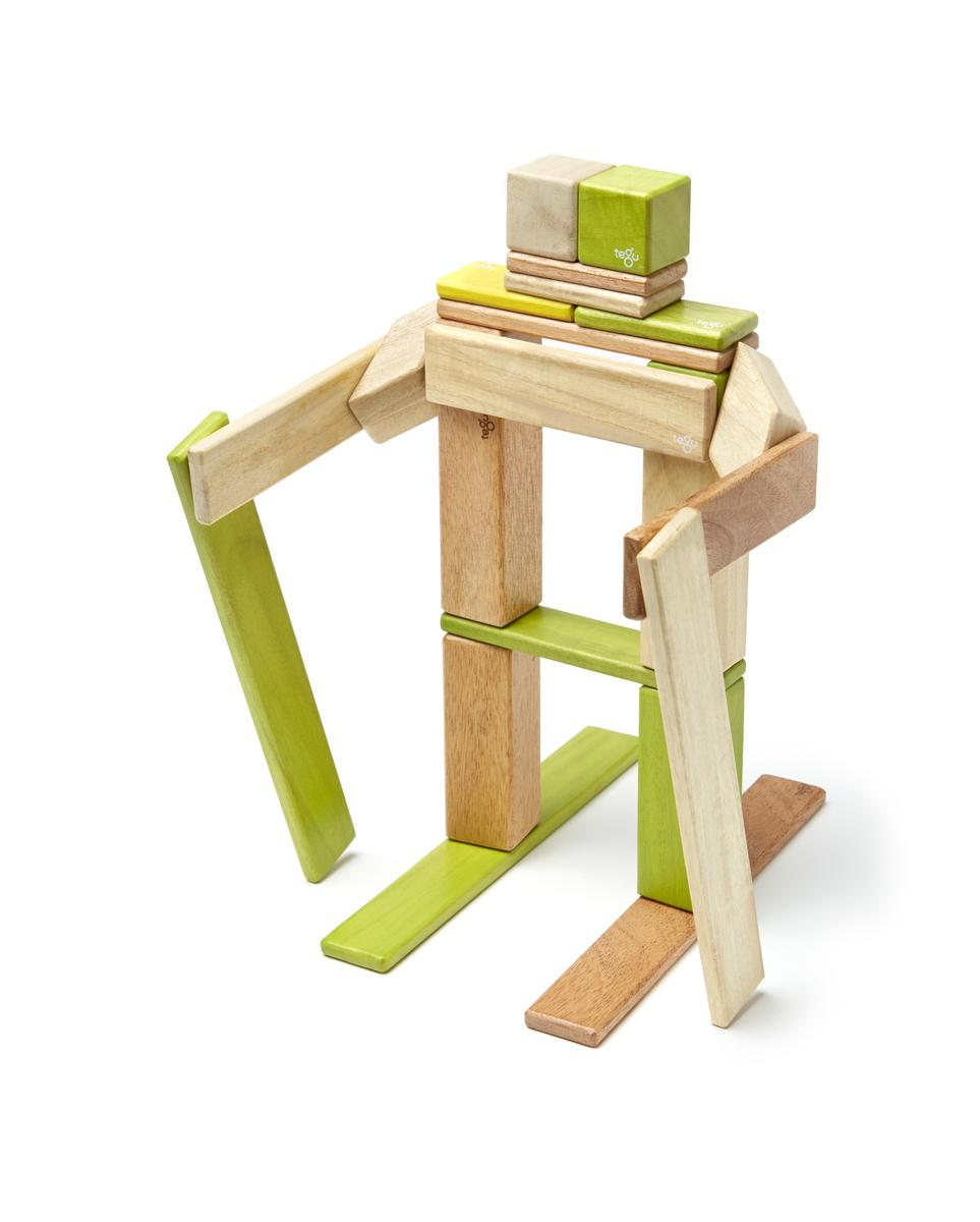 Tegu Classics 24-Piece Set Jungle