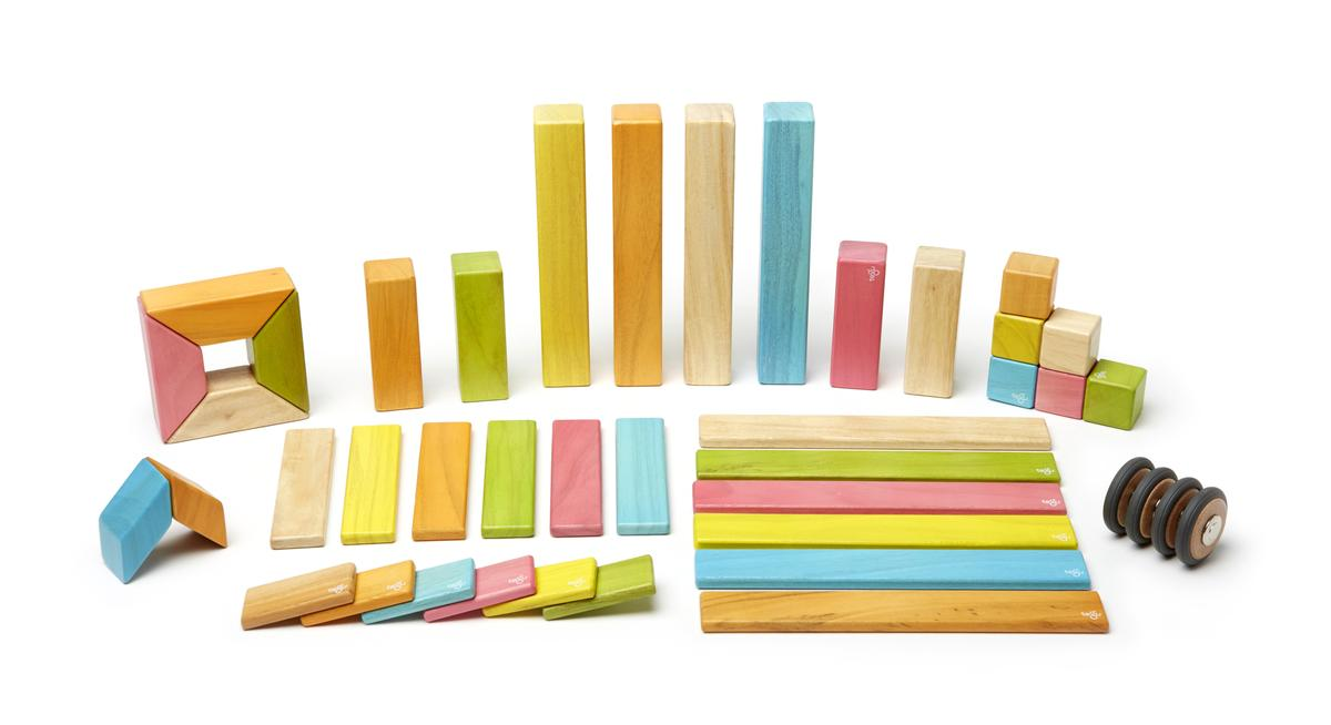 Tegu Classics 42-Piece Set Tints