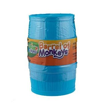 Discontinued Hasbro Barrel of Monkeys Game