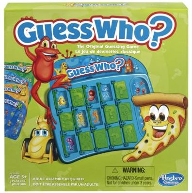 Hasbro Guess Who? Board Game