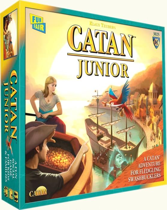 Mayfair Catan Junior Edition Board Game