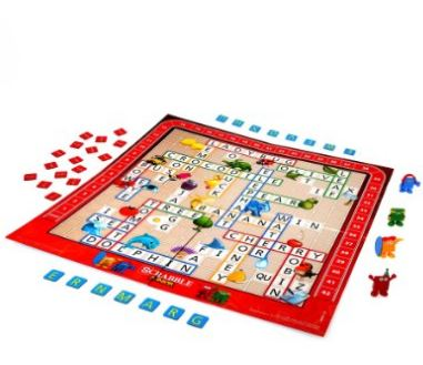 Hasbro Scrabble Junior Board Game