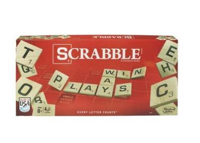 Hasbro Scrabble Classic Board Game