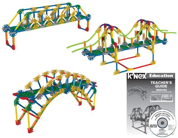 K'NEX Education Intro To Structures - Bridges