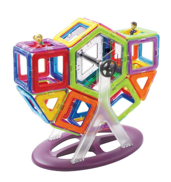 Magformers Carnival Set (46 PCS)