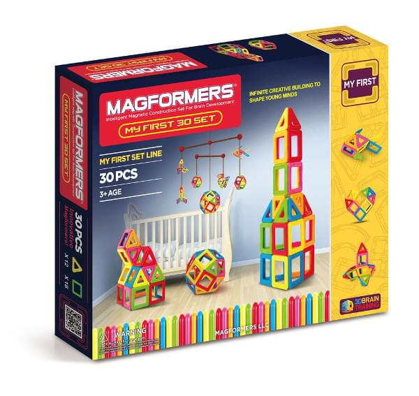 Magformers My First Set (30 PCS)