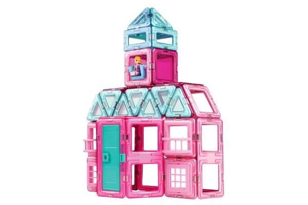 Magformers Princess Castle Set (78 PCS)