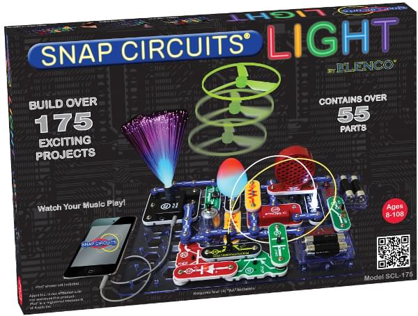 Lumières de Snap Circuits
