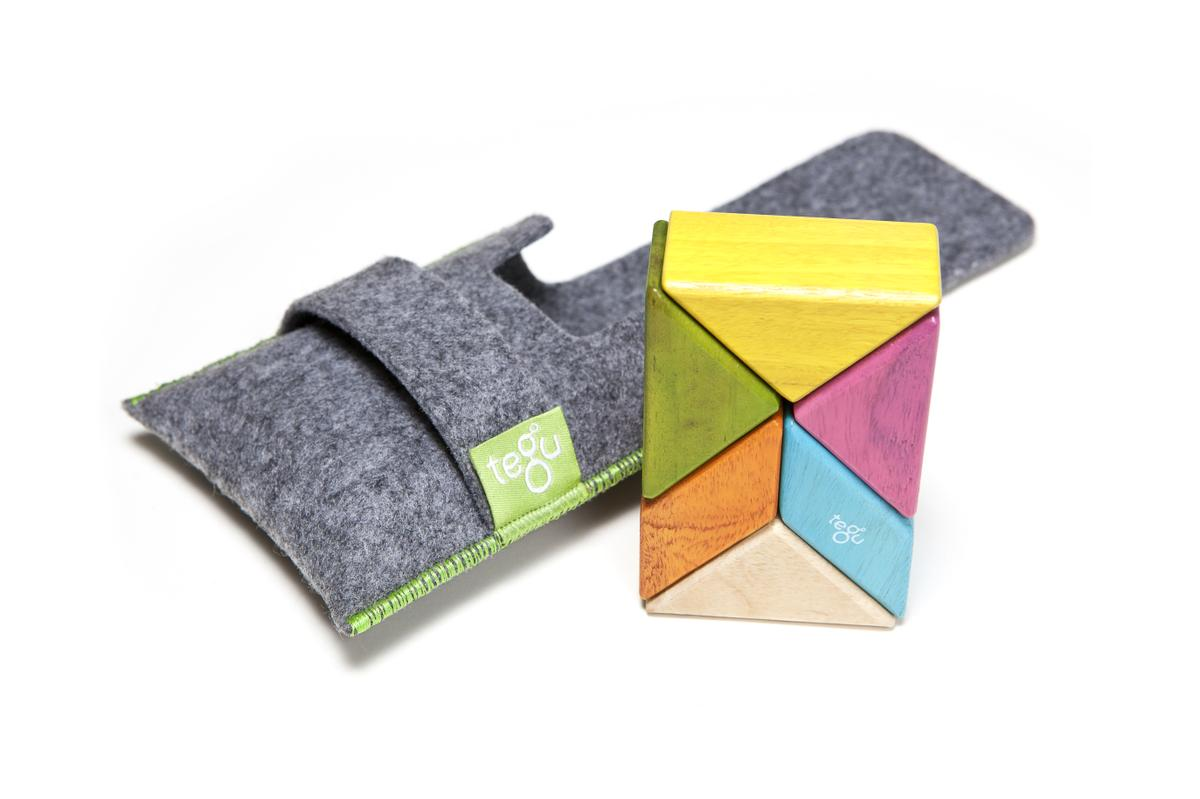 Tegu On the Go Pocket Pouch Prism Set Tints