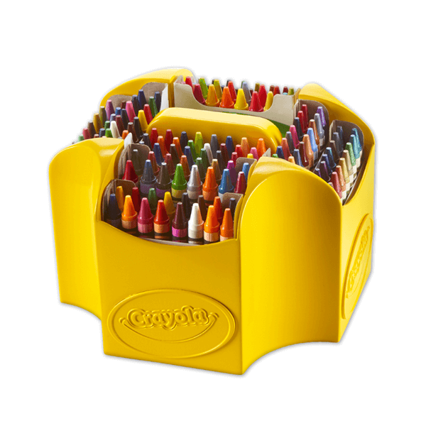 Crayola Ultimate Crayon Collection 152 Count