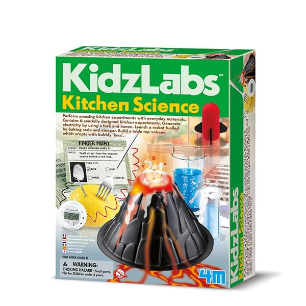 4M Kitchen Science