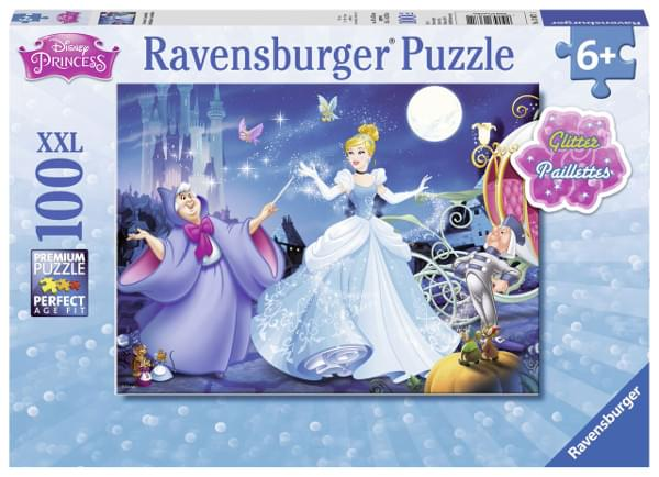 Ravensburger Adorable Cinderella 100 Piece Puzzle