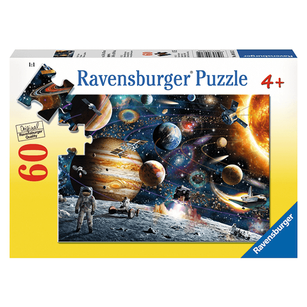 Ravensburger Outer Space 60 Piece Puzzle