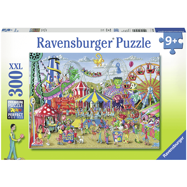 Ravensburger Fun at the Carnival 300 Piece Puzzle