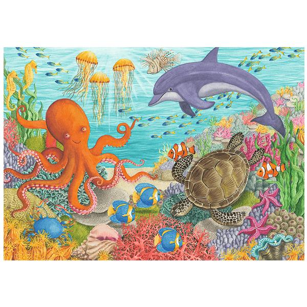 Ravensburger Ocean Friends 35 Piece Puzzle
