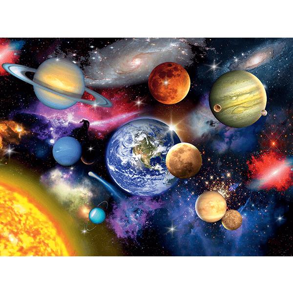 Ravensburger Solar System 300 Piece Puzzle