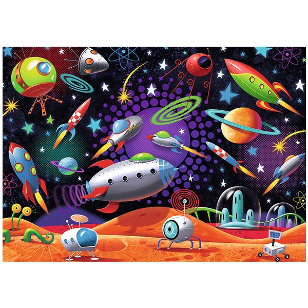 Ravensburger Space 35 Piece Puzzle